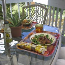 Vail Rental with Organic Meals